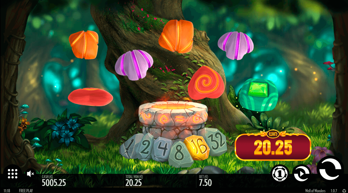 well of wonders thunderkick casino slots