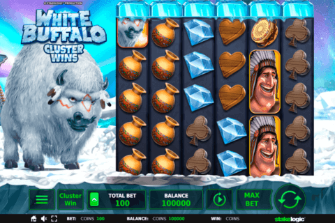 WHITE BUFFALO STAKE LOGIC CASINO SLOTS