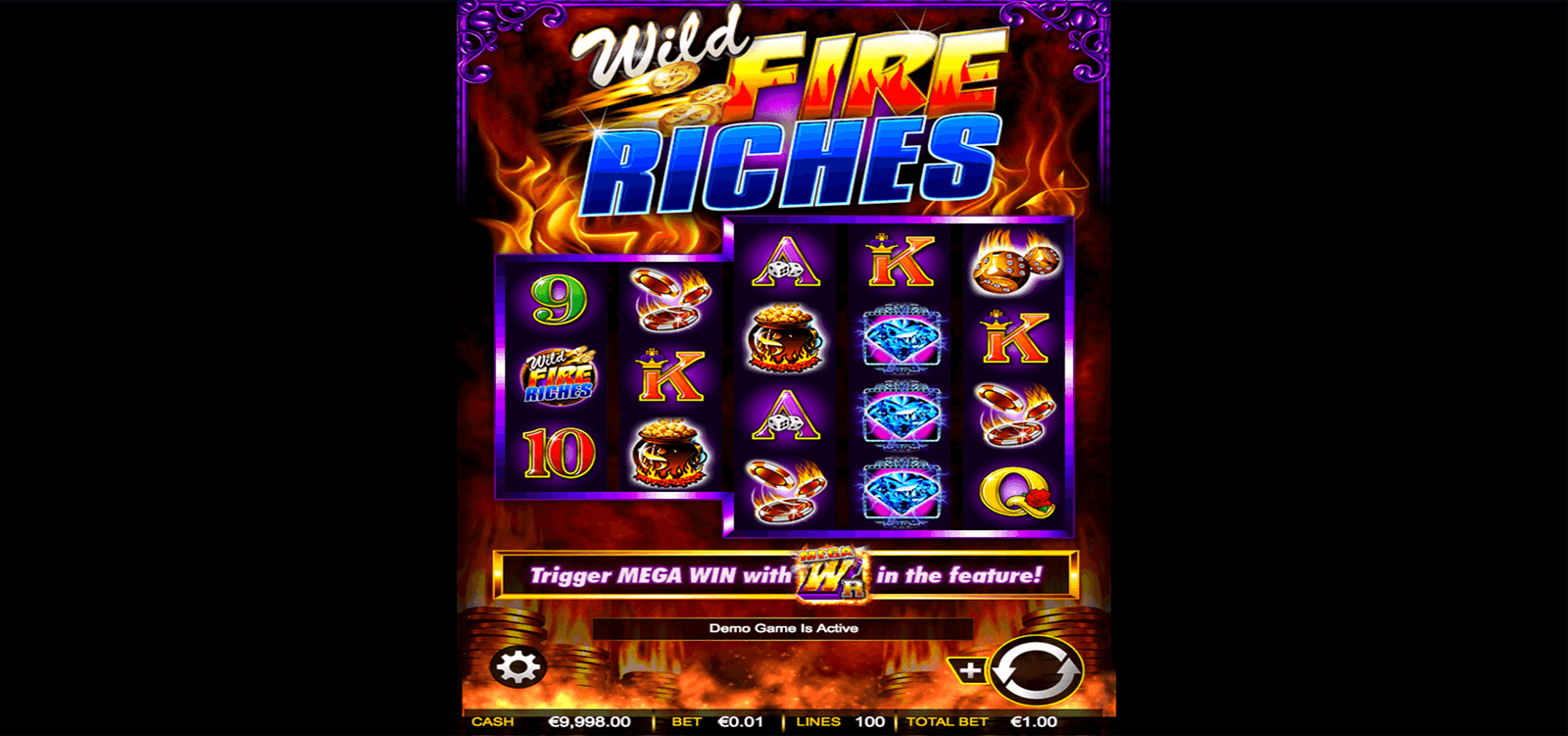 Life of Riches Slot - Try this Online Game for Free Now