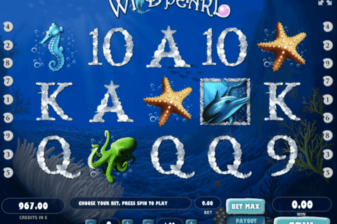 WILD PEARL TOM HORN CASINO SLOTS