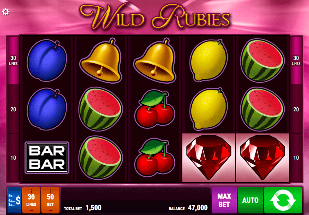 Spiele Fruits & Clovers: 20 Lines - Video Slots Online