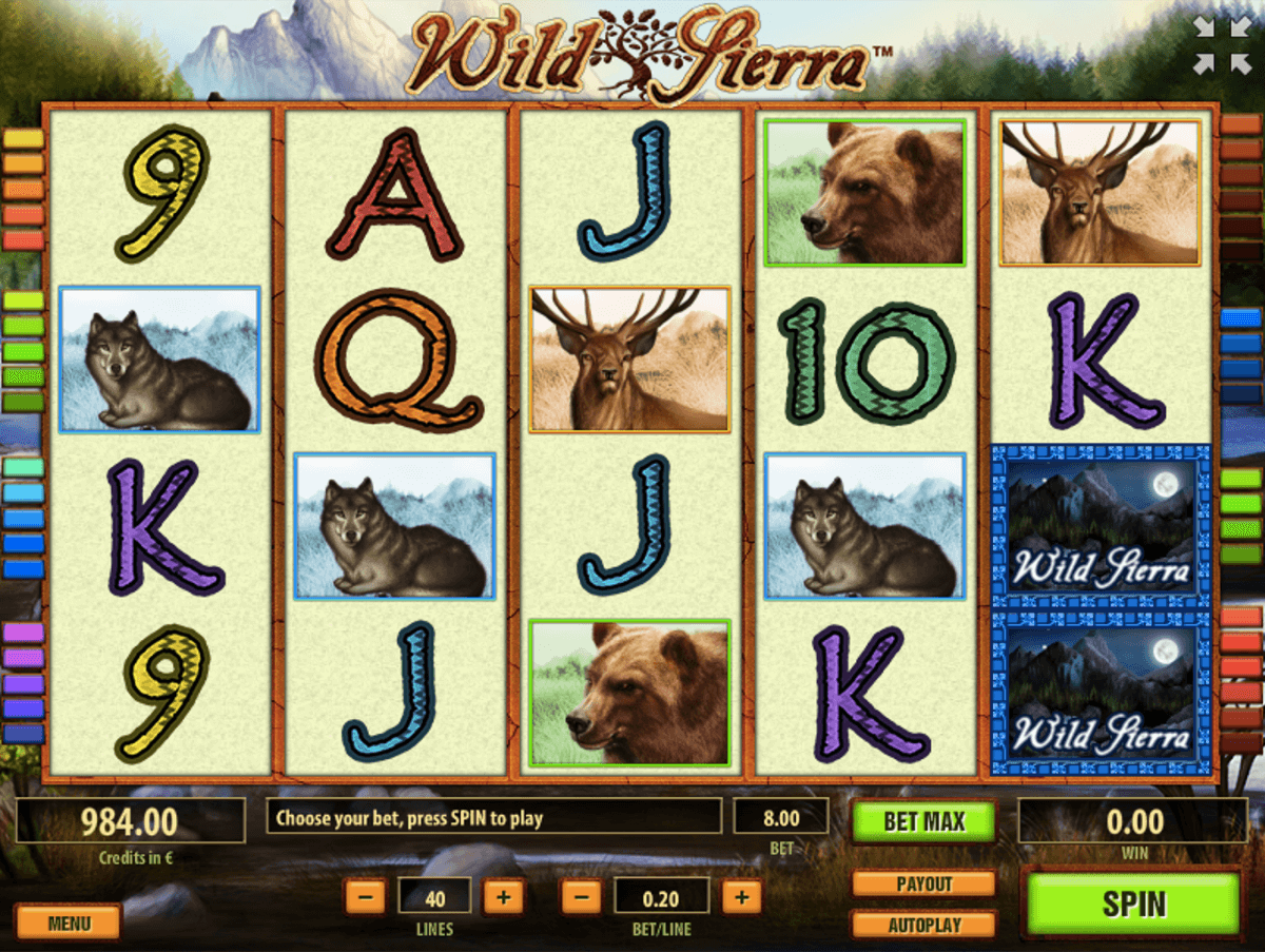 Wild Sierra Slot Machine Online ᐈ Tom Horn™ Casino Slots