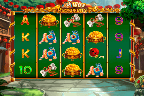 WOW PROSPERITY SPADEGAMING CASINO SLOTS