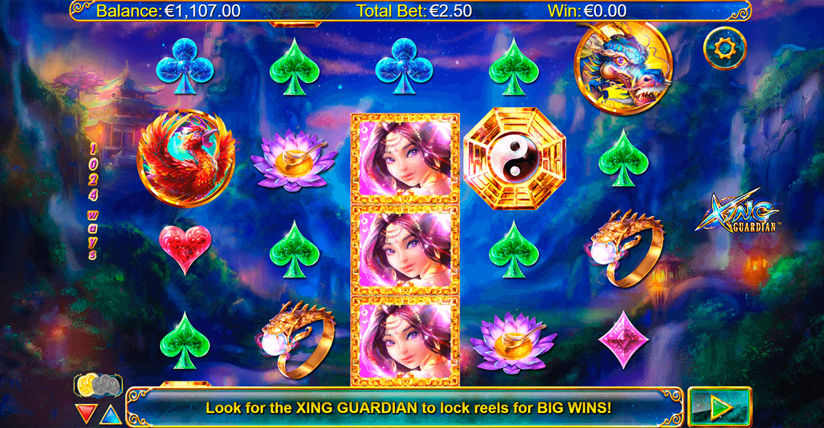 The Guardians Slots Review & Free Instant Play Casino Game