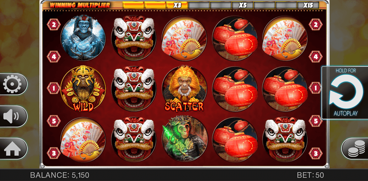 Monkey Money Slot Machine Online ᐈ BetSoft™ Casino Slots