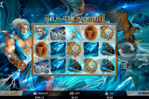 Zeus the Thunderer II Slot Machine Online ᐈ MrSlotty™ Casino Slots