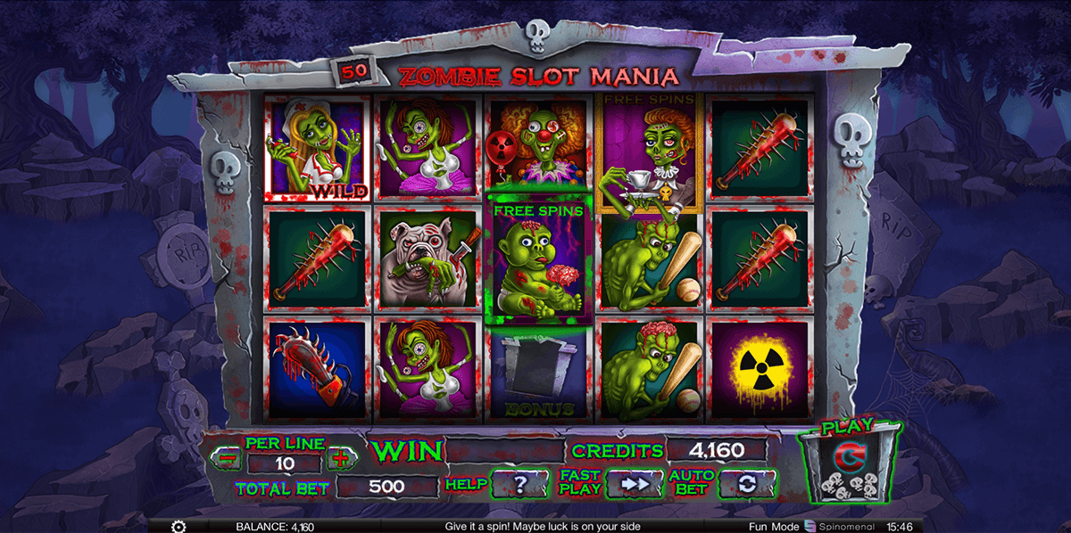 Zombie Hunter Slots - Play Online for Free or Real Money